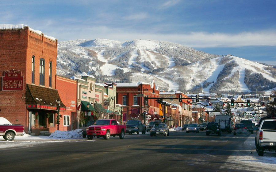 Search for real estate in Downtown Steamboat Springs