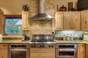 Gas Stove in 30450 Triple B Lane, Steamboat Springs, Colorado