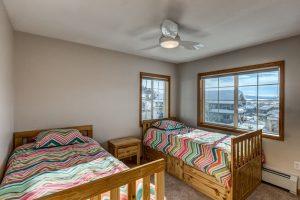 Guest Bedroom in Sunray MeadowsCondo