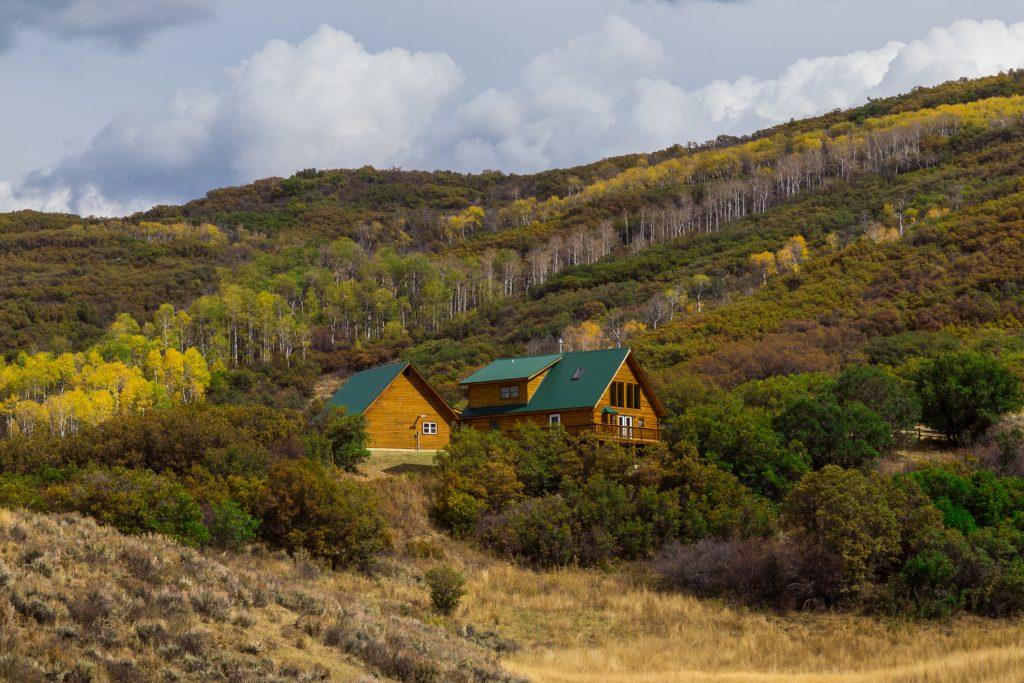 Exterior of 31350 Deerwood Ranch Rd, Oak Creek, CO 80467