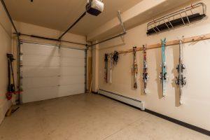 Garage at Sunray Meadows Condo #1309