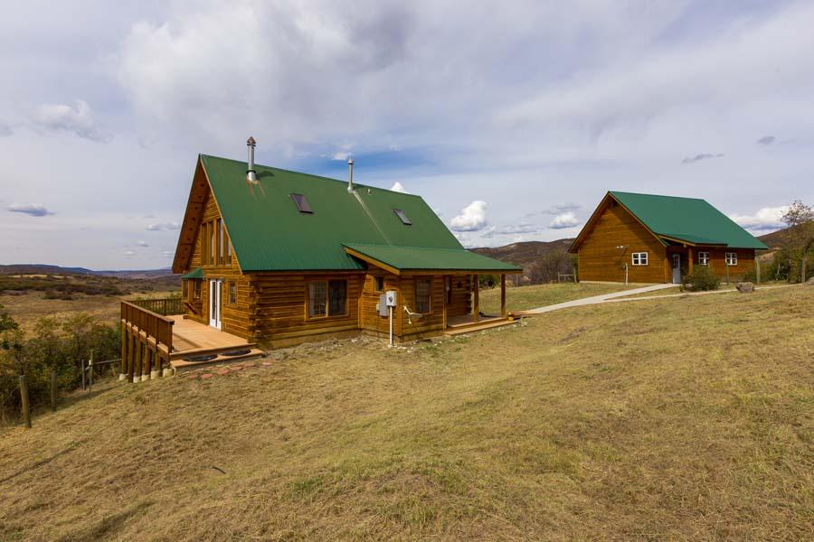 Exterior at 31350 Deerwood Ranch Rd, Oak Creek, CO 80467