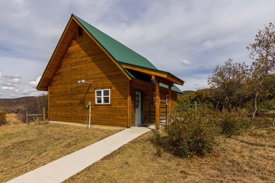 Garage at 31350 Deerwood Ranch Rd, Oak Creek, CO 80467
