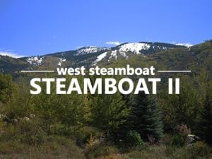 Click for homes in Steamboat II