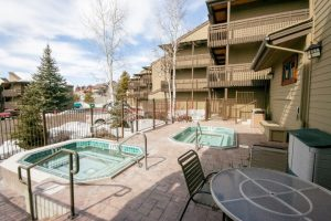 Hot Tubs at The Lodge, Steamboat Springs