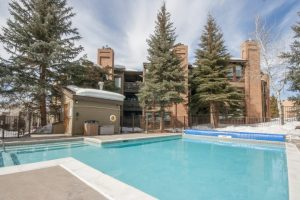 Pool at The Lodge, Steamboat Springs