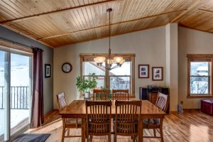 Dining room at 27382 Winchester Court