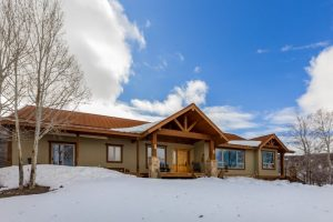 Exterior of 31485 Deerwood Ranch