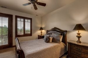 Bedroom 1495 Eagle Glen Drive, Unit D1 Steamboat Springs, CO