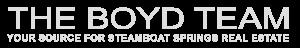 The Boyd Team