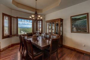 Dining 1495 Eagle Glen Drive, Unit D1 Steamboat Springs, CO
