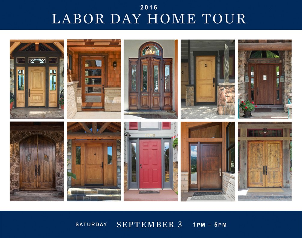 2016 Labor Day Home Tour