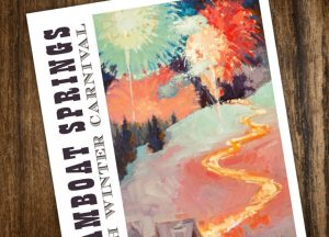 Steamboat Winter Carnival Poster