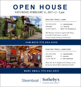 Image of house for Open House