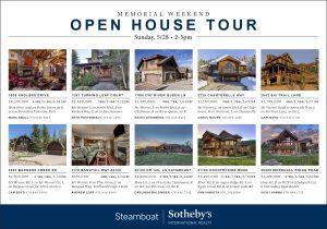 Memorial Day Open House Tour