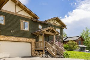 Photo of townhome for sale at 1303 Harwig Cir Steamboat Springs, CO
