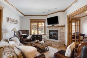 The Highmark - Living Room