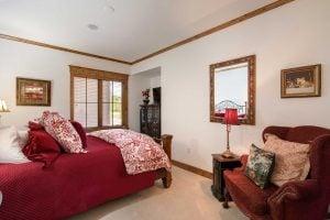 The Highmark - Main Bedroom