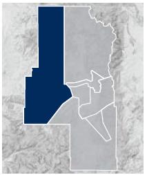 Map Of Hayden, CO