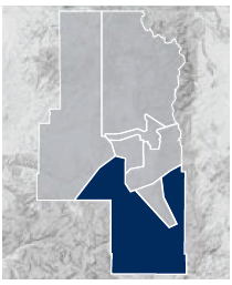 Map Of South Routt