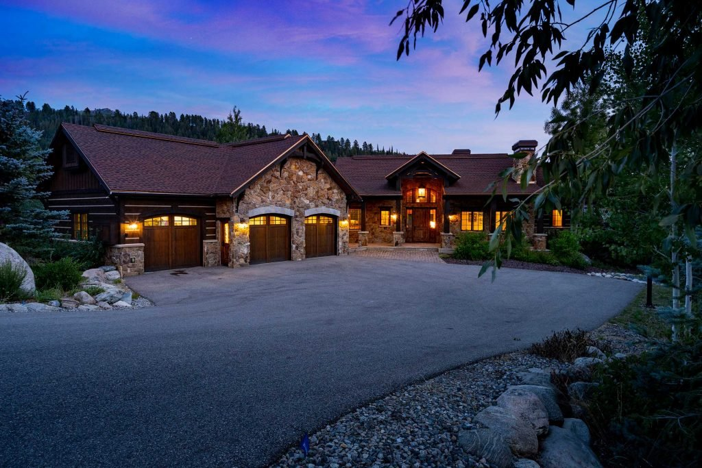 Photo of 2251 Golf View Way, Steamboat Springs, CO. A home listed for sale with Realtor Cam Boyd