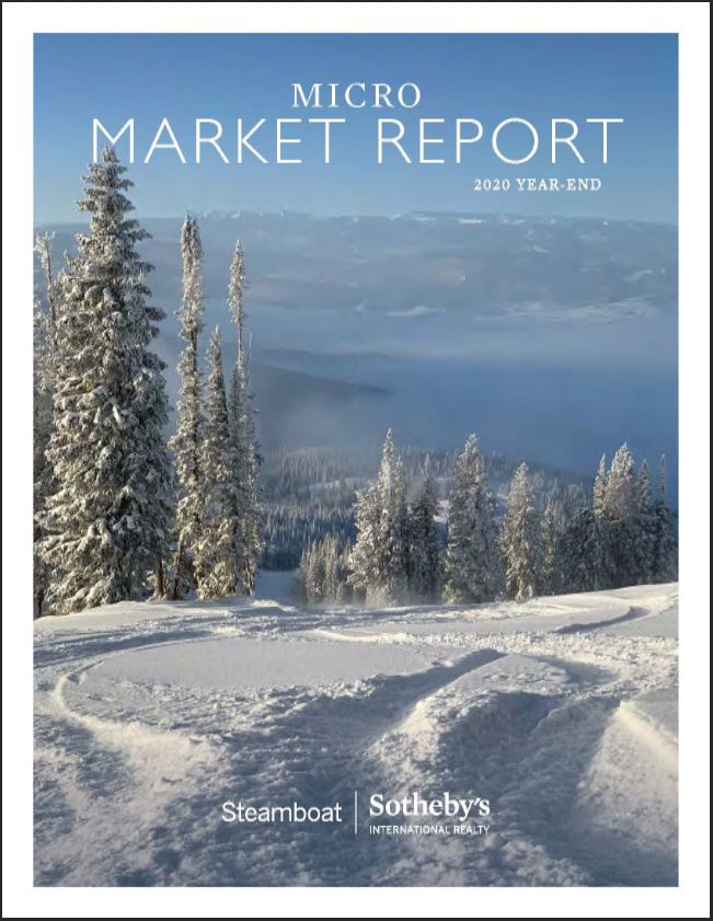 Steamboat Real Estate Market Report