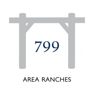 Area Ranches: 799