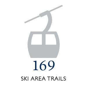 Number Of Ski Area Trails: 169