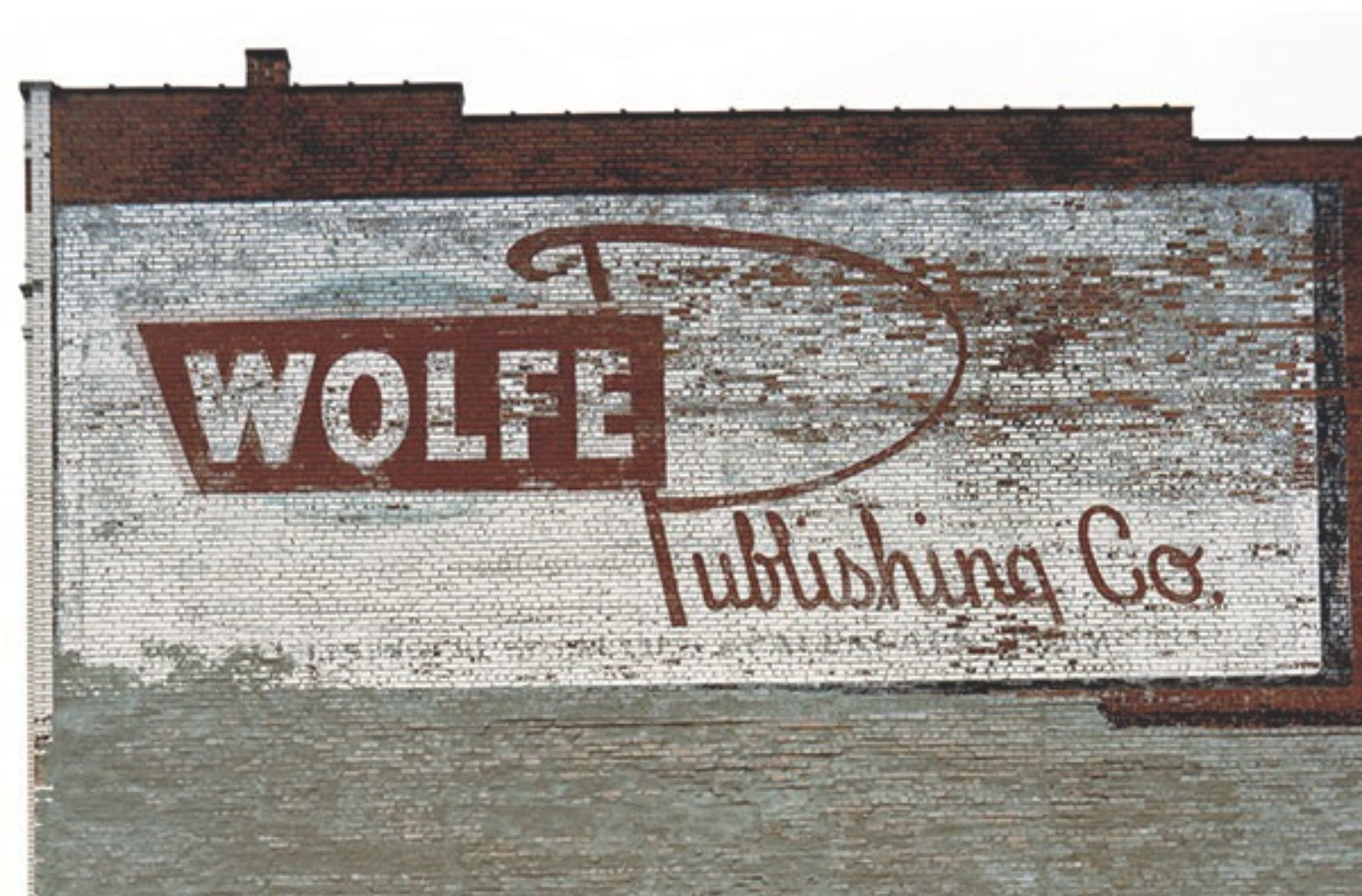 Ghost Signs in Pittsburgh