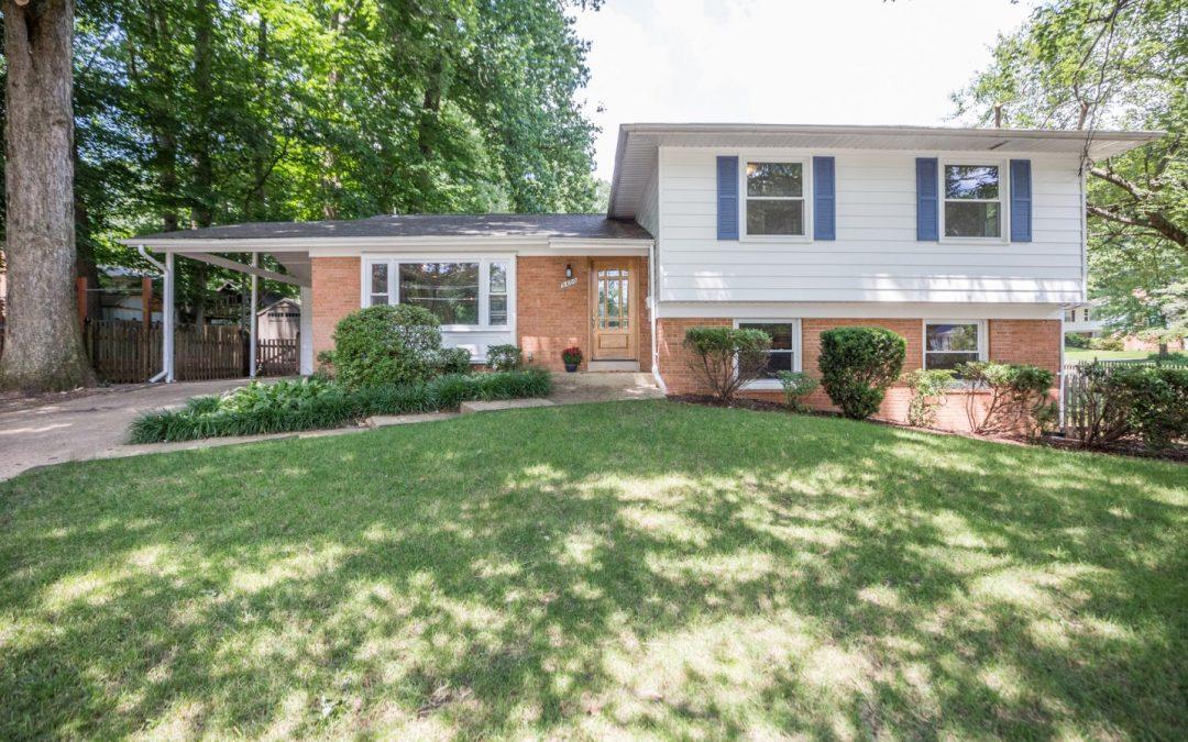 UNDER CONTRACT   5600 Ravenel Ln, Springfield, VA 22151   Samson Properties