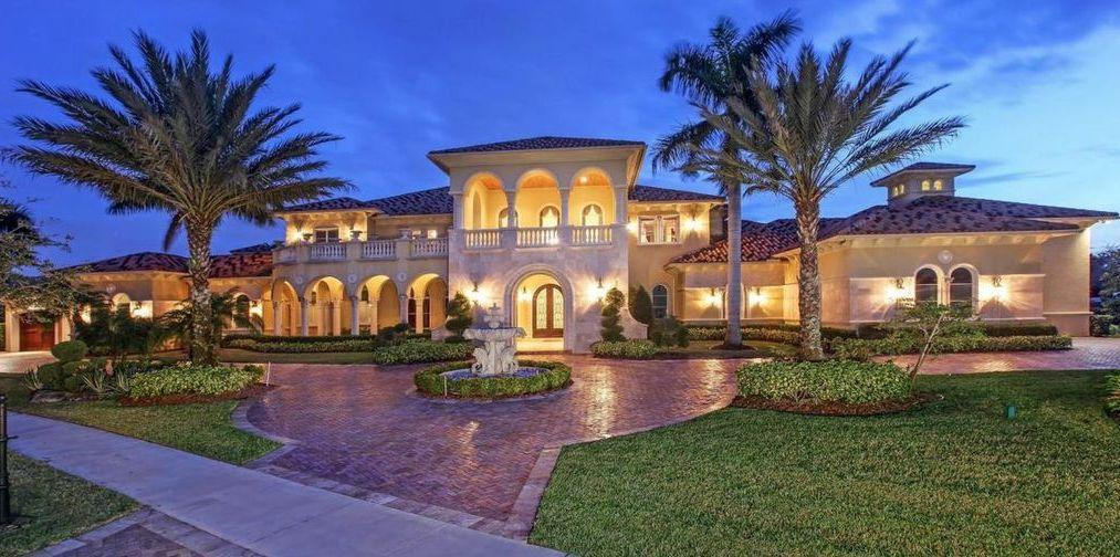 Parkland mansion 1