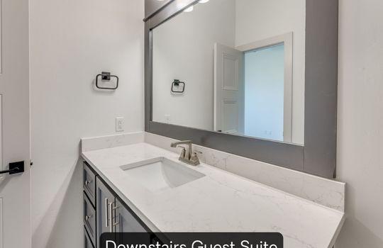 2400 nw 223rd Guest Suite vanity
