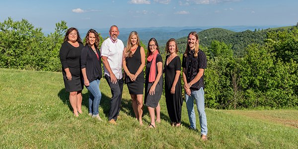 The 828 Real Estate team of North Carolina realtors and brokers.