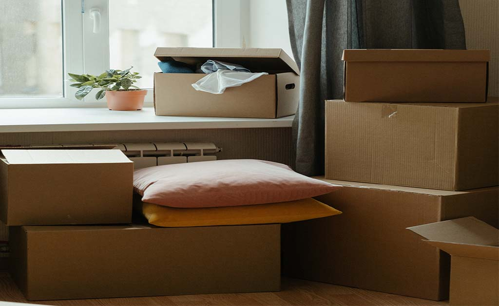 Tips for decluttering your home before your move. Stay organized when relocating to the High Country of NC.
