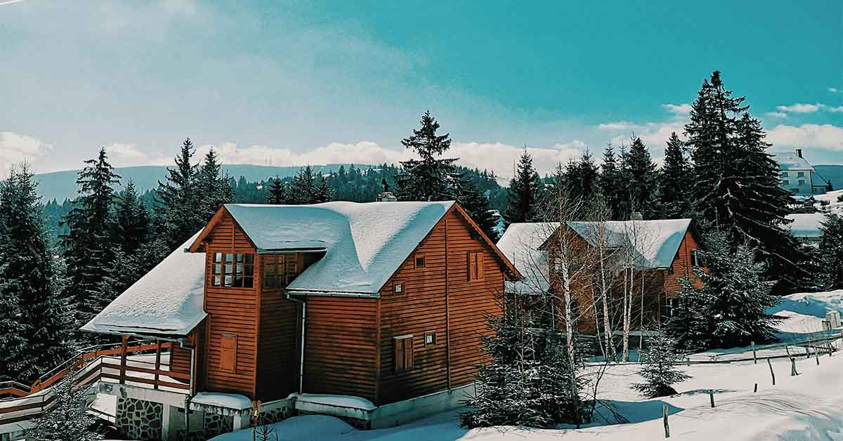 Vacation home in the High Country of North Carolina sold by a Resort & Second-Home Specialist.