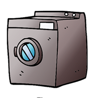 Spring cleaning tips for lent build up in dryers.