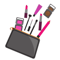 Spring cleaning tips for makeup