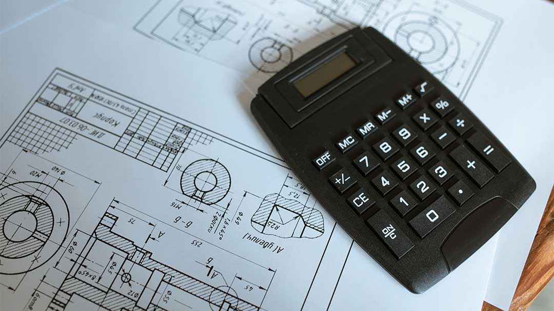 Home appraisal report with interior drawings of property