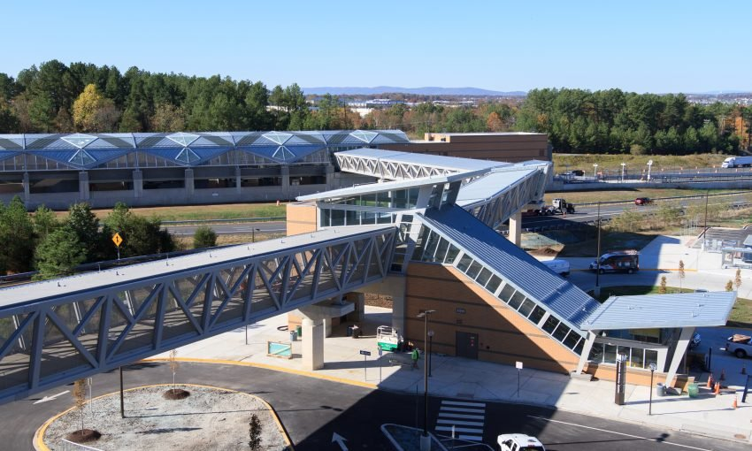Loudoun Gateway Metro Station