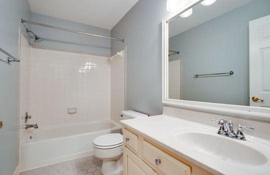 28-Hall Bathroom