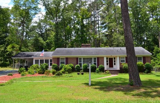 108 Park Dirve, Cheraw, Chesterfield County, 29520, SC, Home For Sale 1