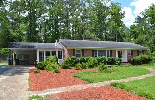 108 Park Dirve, Cheraw, Chesterfield County, 29520, SC, Home For Sale