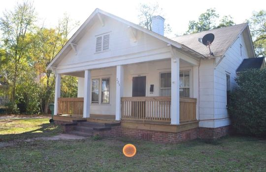 225 High Street, Cheraw, Chesterfield County, 29520, South Carolina, Home For Sale