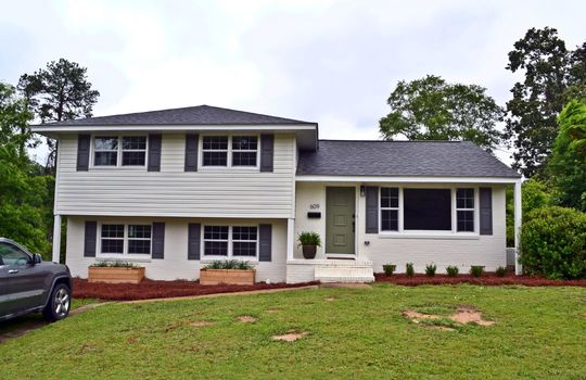 609 West Greene St Cheraw SC 29520 Remodeled Home For Sale (1)