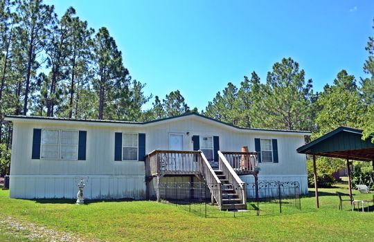 213 Dixon Lane Cheraw SC Chesterfield Co 29709 MFG Country Home with Acreage For Sale (3)