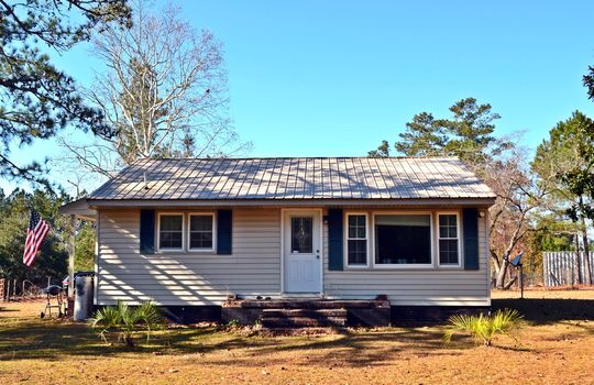 4907 Gurney Road Wallace SC Marlboro County 29596 Country Home with Acreage (2)