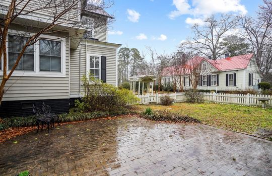 619 Kershaw Street Cheraw SC 29520 Historic District Home For Sale (21)