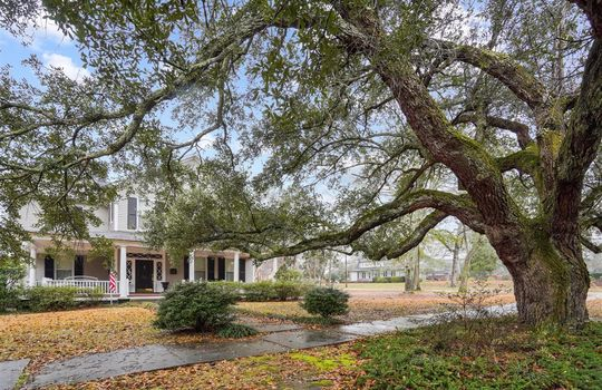 619 Kershaw Street Cheraw SC 29520 Historic District Home For Sale (7)