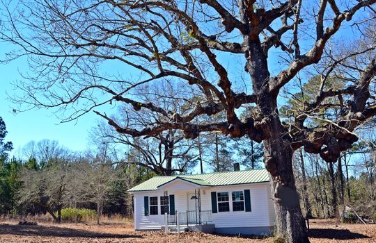 1858 Brown Springs Church Road Hartsville Chesterfield County SC 29550 Country Home with Acreage For Sale (1)