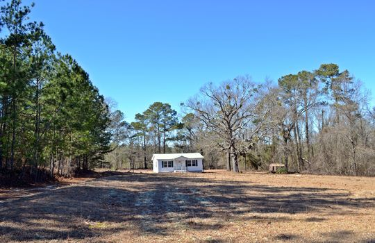 1858 Brown Springs Church Road Hartsville Chesterfield County SC 29550 Country Home with Acreage For Sale (3)